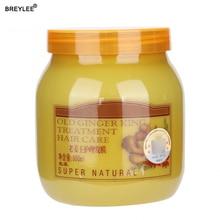Treatment-Cream Ginger Hair-Care Moisturizing Ointment Damaged Repair Dry-Frizz 500ML