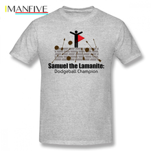 Mormon T Shirt Samuel The Lamanite LDS T-Shirt Funny Short Sleeve Tee Male Graphic XXX Fashion Cotton Tshirt