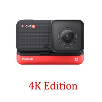 Insta360 ONE R 2020 Camera and Accessories Unisex Color: 4K Edition