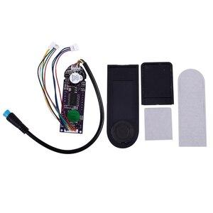 Image 2 - VOLL Neues Stecker Bluetooth Circuit Board & Dashboard Abdeckung für Xiaomi Mijia M365 Roller