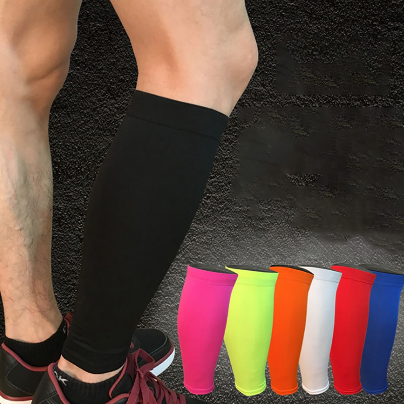 1pc Lower Leg Sleeve Cover Breathable Compression Socks Protector Outdoor Climbing Cycling Sports Accessories
