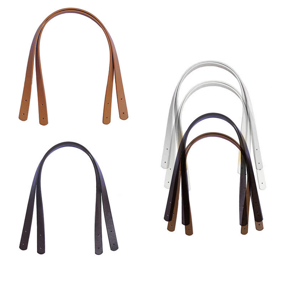1PCS Handbag Purse Tote Bag Strap PU Leather Handle Strap Handles Replacement DIY Bag Accessories Obag