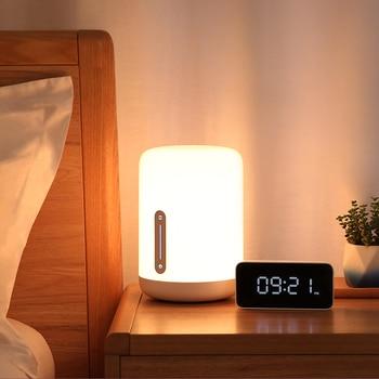 Mijia Bedside Lamp 2 Smart Table LED Light Mi home APP Wireless Control Bedroom Desk Night Light for Apple HomeKit Smart Home