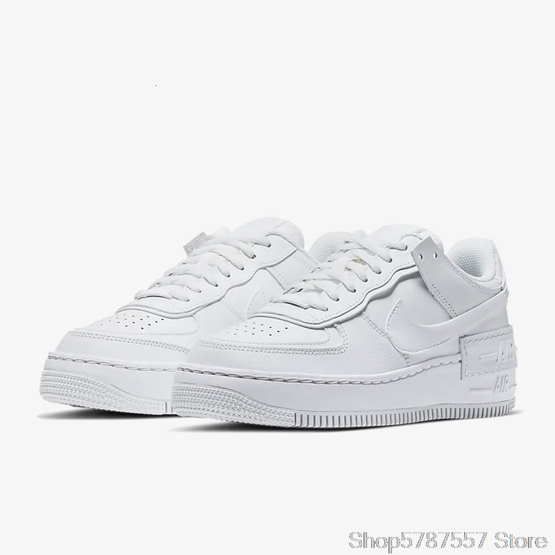 Nike Air Force 1 Shadow Women Skateboarding Shoes Outdoor Sports Sneakers CI0919-003 Ins Recommended 100% Original New Arrival-5