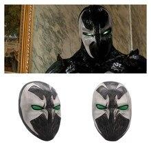 Neue Superheld Spawn Reggae Cosplay Maske Kind Erwachsene Helm Latex Masken Party Halloween Spielzeug Requisiten