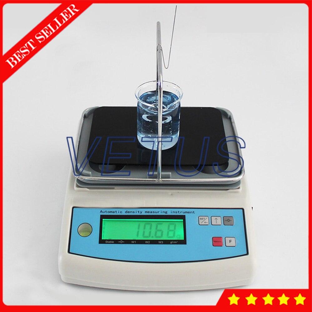 Herramientas de Hidr/ómetro 0,01 g-300 g 0,001 g//cm3 Medidor Electr/ónico de Densidad de L/íquidos Lectura Directa Densi/ómetro de L/íquidos