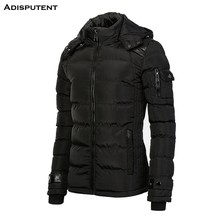 Mannen Winter Lange Parka Jas Mannen Herfst Jassen Patchwork Hooded Thicken Outdoor overjas Adisputent(China)