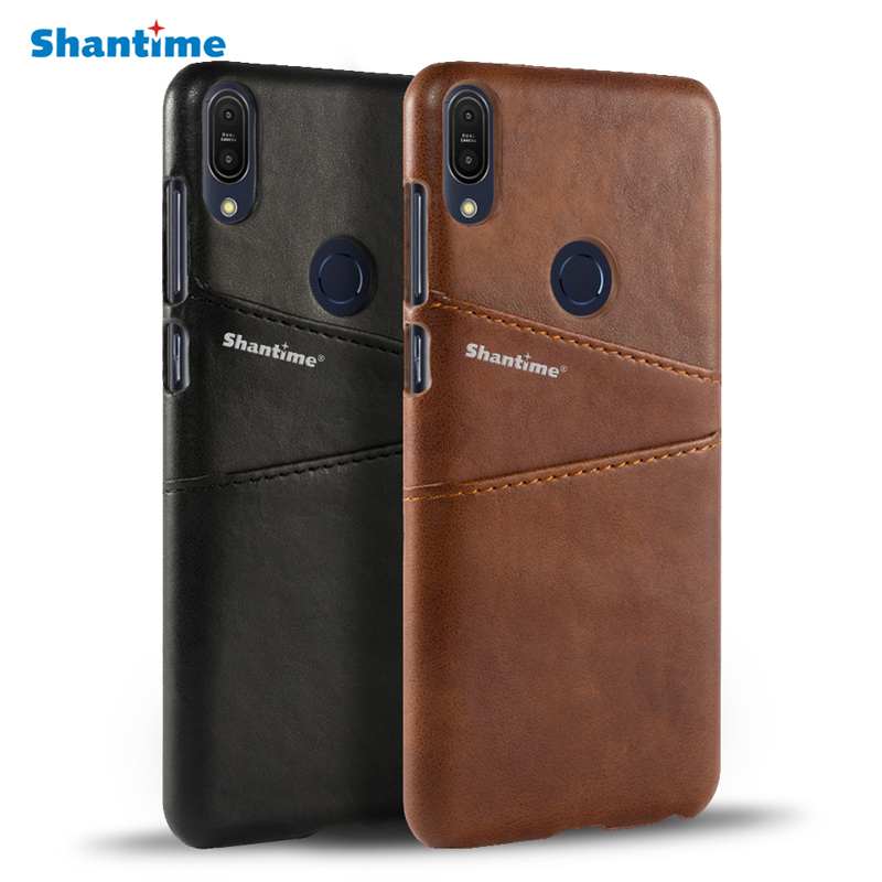 Для Asus Zenfone Max Pro M1 ZB601KL Zenfone Max Pro M1 ZB602KL кожаный чехол для Asus Zenfone Max Pro M2 ZB631KL чехол для телефона|Чехлы-портмоне|   | АлиЭкспресс
