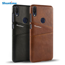 For Asus Zenfone Max Pro M1 ZB601KL Zenfone Max Pro M1 ZB602KL Leather Case For Asus Zenfone Max Pro M2 ZB631KL Phone Bag Case