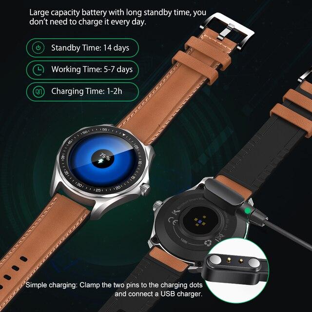 BlitzWolf BW-HL3 Smart Watch Men Women's Smartwatches Heart Rate Blood Pressure bluetooth Fitness Wristwatch Sport Smartwatch 1