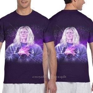 Мужская футболка OA, женская модная футболка с принтом для девочек, топы для мальчиков, футболки с короткими рукавами