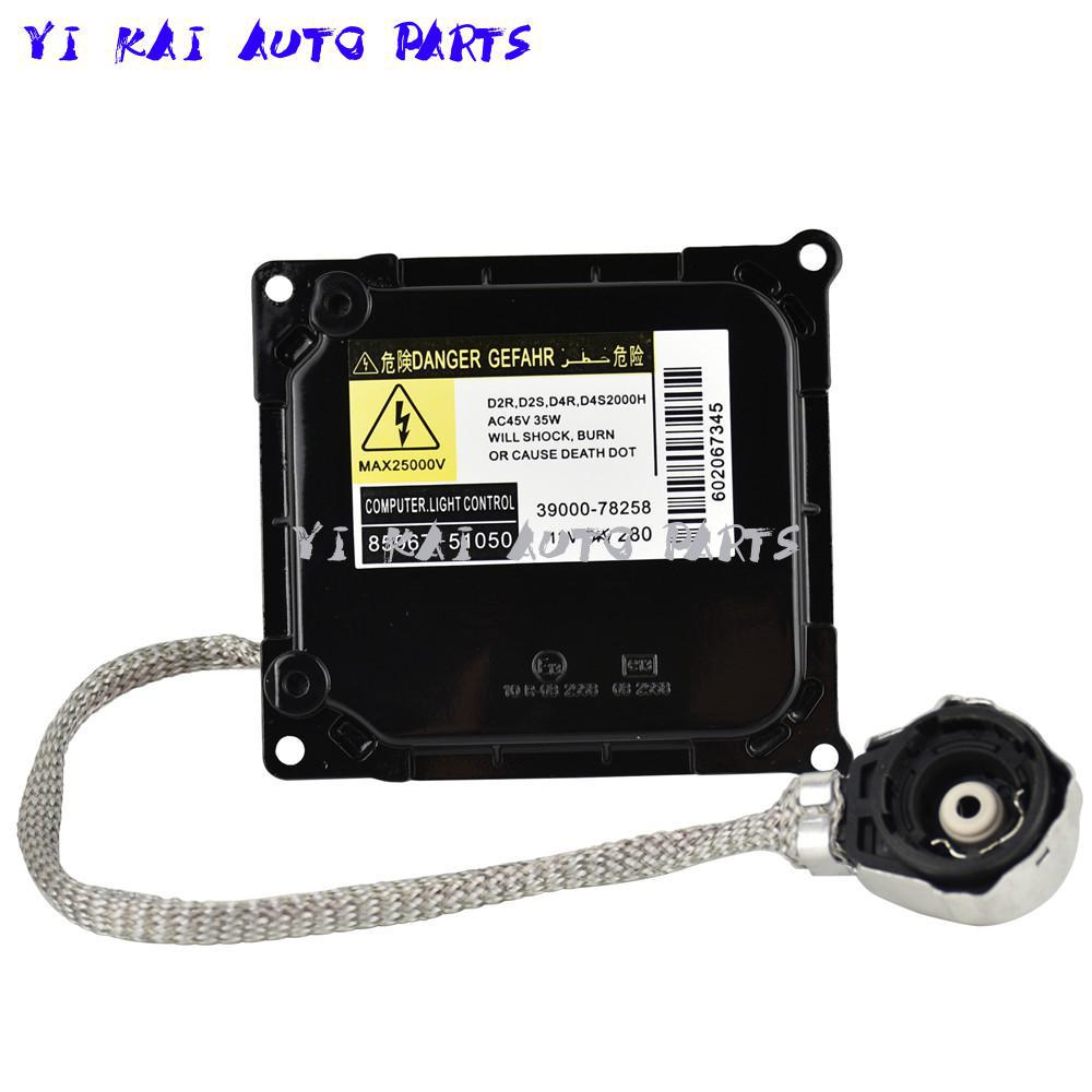 AEN NEW D4S D4R Ballast KDLT003 / DDLT003 85967-24010 / 85967-53040 / 85967-52020 For Toyota Lexus headlights image