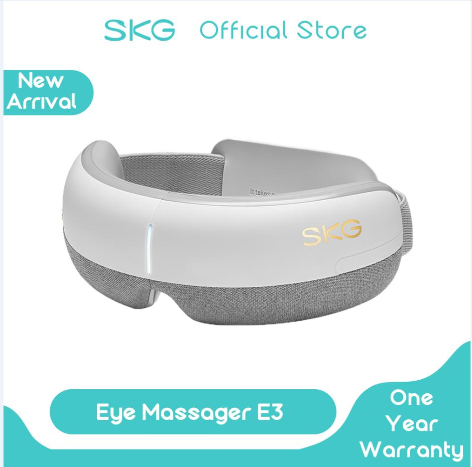 Skg Smart Eye Massager E3 4D Airbag Trillingen Oogzorg Instrument Hot Comprimeren Bluetooth 5 Modi Shiatsu Massage Huidvriendelijk|Eye Massage Instrument| - AliExpress