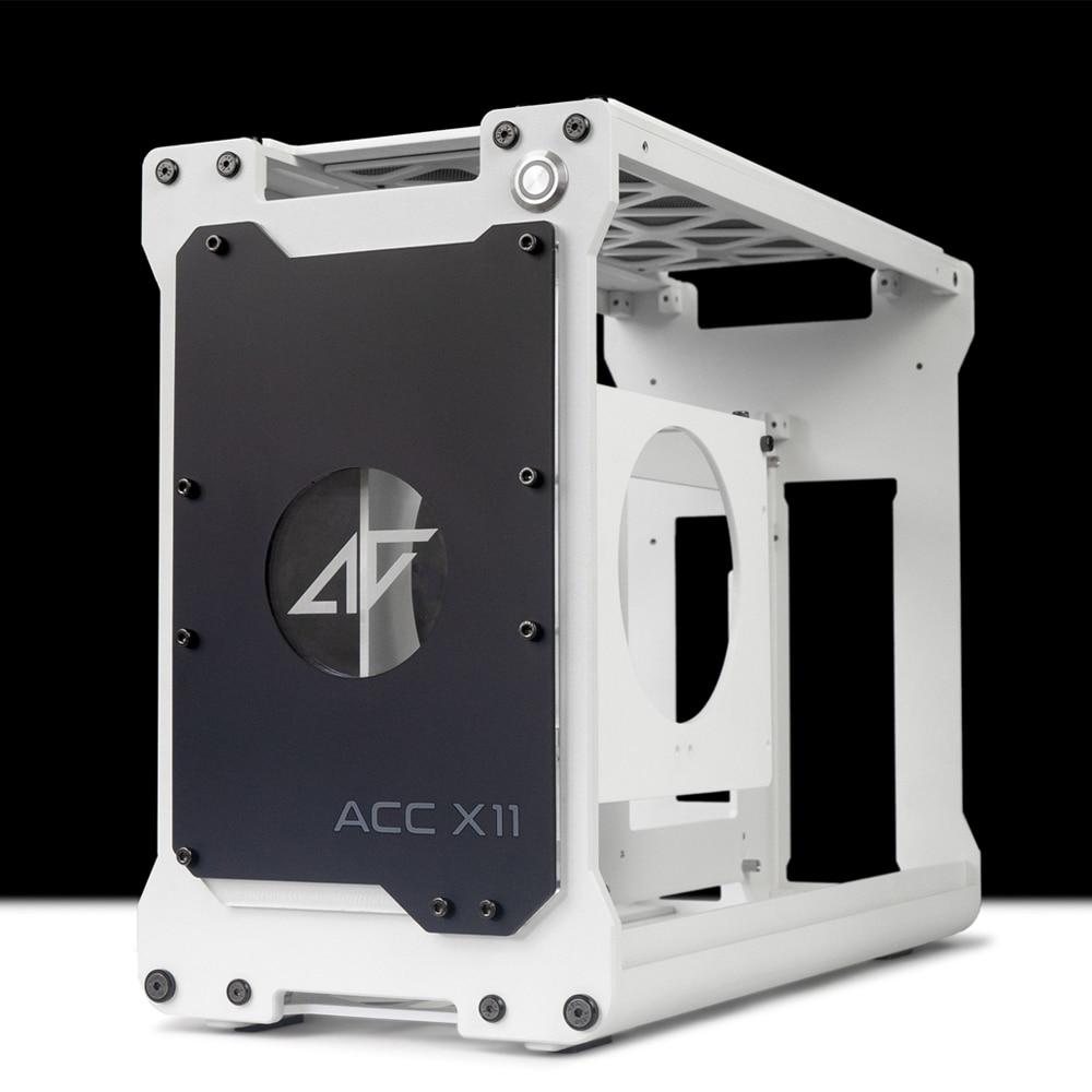 Acc x11 itx a4 mini caso, suporte