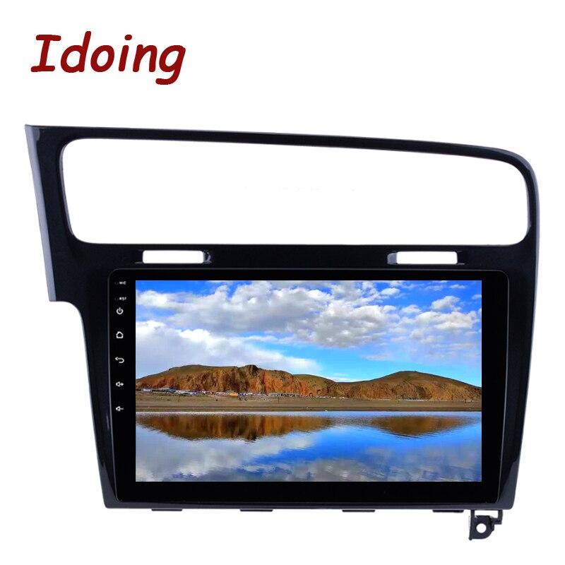 Flash Deal Idoing 1Din 10.2inch Android Car Radio GPS