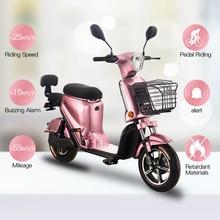 Moto électrique G1 pour adulte, grande capacité de batterie au Lithium, véhicule, vélo, Scooter électrique