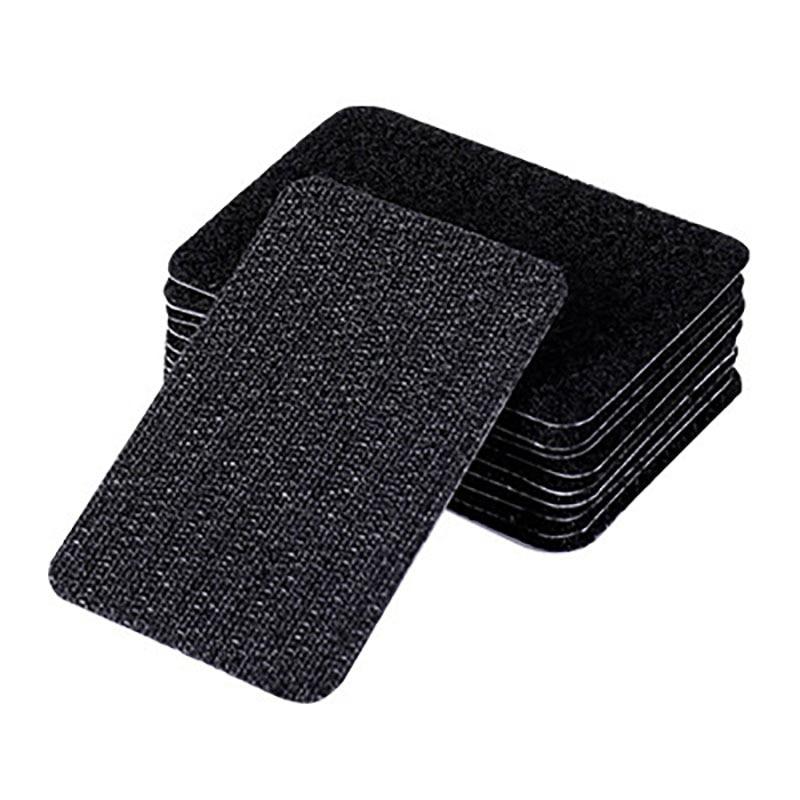 10Pairs/lot Strong Self adhesive Hook and Loop Fastener Tape nylon sticker velcros adhesive fastener hook loop with Glue for DIY