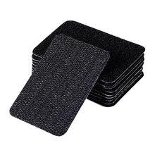 10 Paare/los Starke Selbst klebe Haken und Schleife Verschluss Band nylon aufkleber klettverschlüsse adhesive verschluss haken schleife mit Kleber für DIY