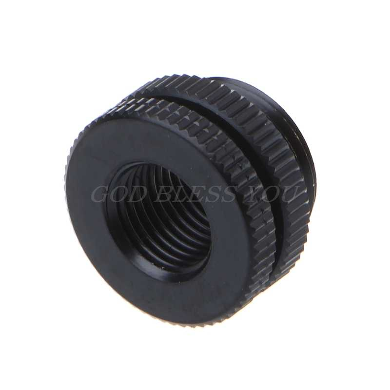 G1/4 Резьбовая Пластина износа штуцер перегородки Топ коннектор инжектора водяного охлаждения