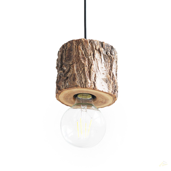 Nordic Retro Solid Wood LED Pendant Lights Modern Hanging LED Pendant Lamps Living Room Bedroom Decoration Suspension Luminaires