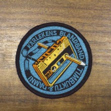 Custom Embroidery Patch DIY Creative design for Clothing Iron Sew On Garment 09