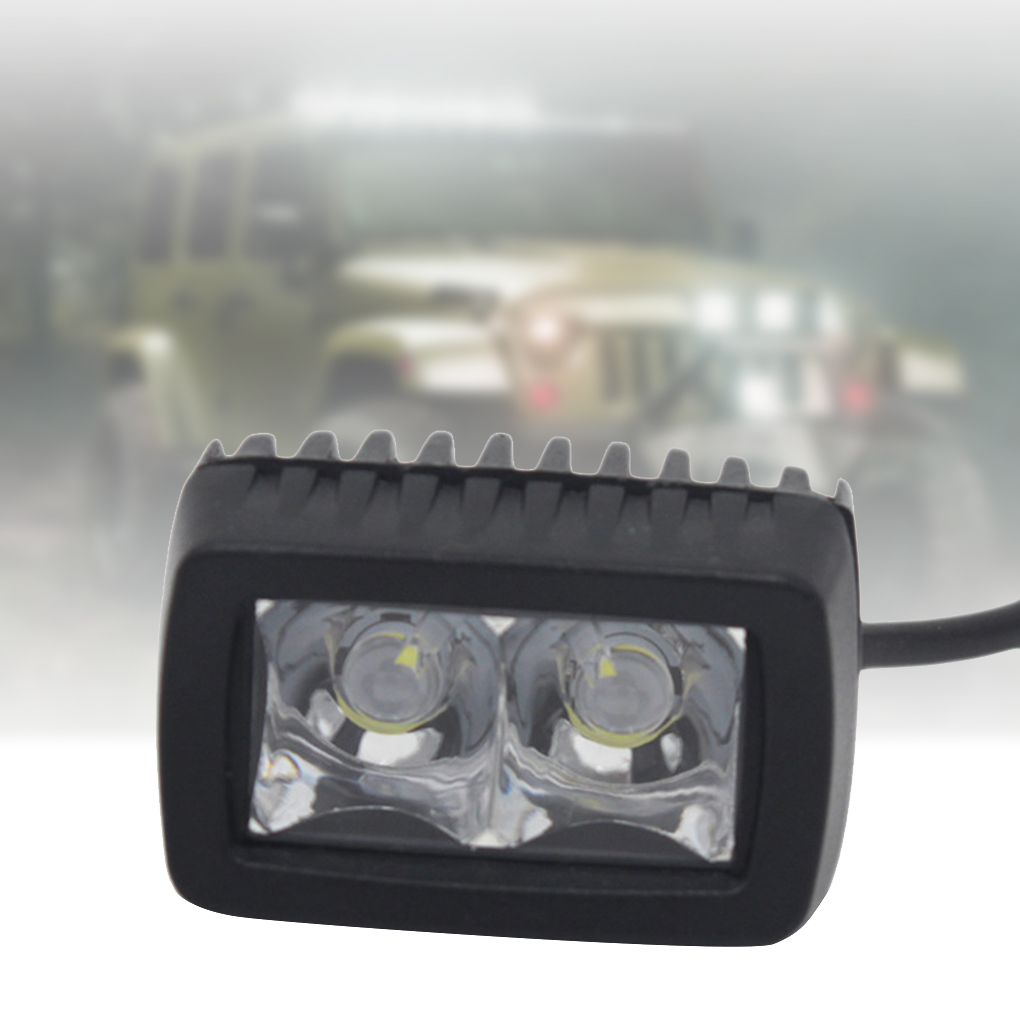 10W <font><b>LED</b></font> Work Light Bar <font><b>12</b></font>-<font><b>80V</b></font> Light Bar Waterproof Working Driving Offroad Spotlight Boat Tractor Truck Lamp image