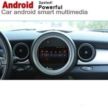 Mini escotilla uno Cooper 2007, 2008, 2009, 2010 coche Multimedia player GPS Radio de Audio navegación NAVI