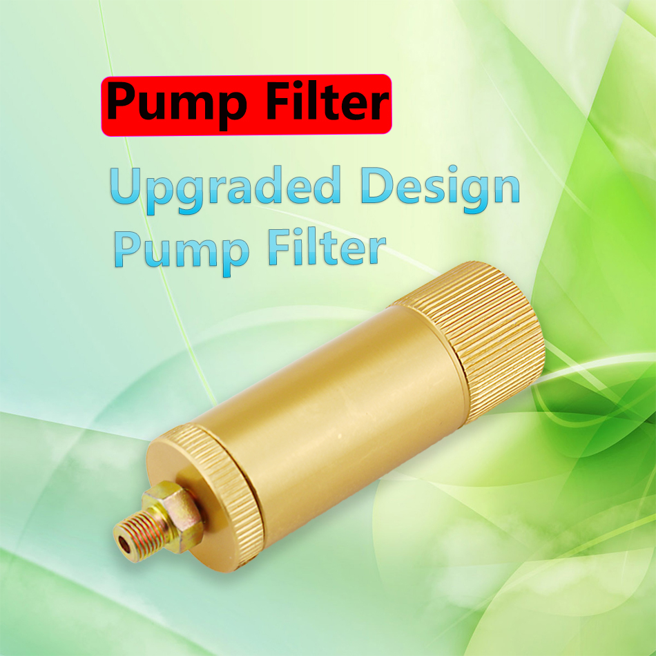 PCP Paintball Airforce High Pressure Pump Filter 50cm Hose M10x1 Water-Oil Separator 40mpa Air Filtering 8mm Quick Connector