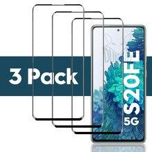 Neue 9D Gehärtetem Glas Für Samsung Galaxy S20 FE 5G Volle Abdeckung Screen Protector glas Für Samsung Galaxy S20 lite glas film