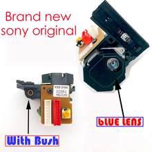Novo e original SON-Y KSS-210A kss210a kss210 lente azul com bush cd laser lente