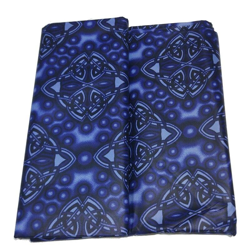 2019 New African Ankara Nigeria Guaranteed Veritable Dutch Wax Print Fabric African Batik Fabric For Party Dress Sewing Material