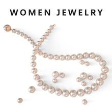 Pendientes de perlas con letras personalizadas para mujer, joyería de lujo de Color dorado, accesorios de boda, gran calidad, 2020