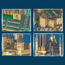 Yeshin 16060 Movie Toys Compatible With 71043 Castle Model Assembly   Building Blocks Kits Kids Christmas Gifts
