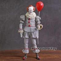 NECA Stephen del Re Si Pennywise PVC Action Figure Da Collezione Model Toy