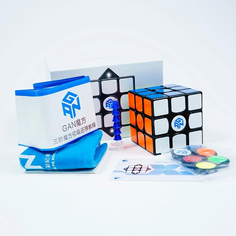 Cube Gan GAN356 X S magnétique magique cube de vitesse GAN356XS professionnel gan 356 XS aimants Puzzle Cube Gans cubes - 5
