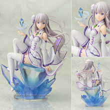 Re:Life In A Different World From Zero Emilia Action Figure