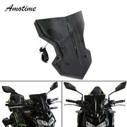 Motorcycle Windscreen Windshield Universal For YAMAHA MT09 MT07 MT03  FZ1N FZ6N FZ8N For HONDA CB650F For Duke 690 For HONDA