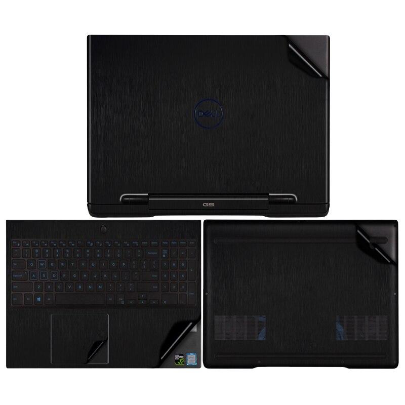 Pegatinas de vinilo antiarañazos para ordenador portátil, película protectora corporal para DELL G3/G5/G7 Series, DELL G3-3579/G5-5500 3590/5590 G7-7590