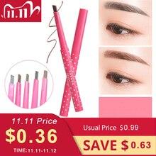 Eyebrow pencil waterproof crayons Sourcil eyebrow pencil long lasting makeup beauty Lapiz De Ojos Crema Kosmetyki