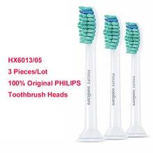 Yedek diş fırçası kafaları Philips Sonicare ProResults HX6013/05 HX6930 HX9340 HX6950 HX6710 HX9140 HX6530 3 adet/grup