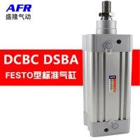 AFR brand high quality FESTO Type DSBC series Standard cylinder bore 32mm DSBC 32 25 50 80 100 125 160 215 300 PPV A N2 S3