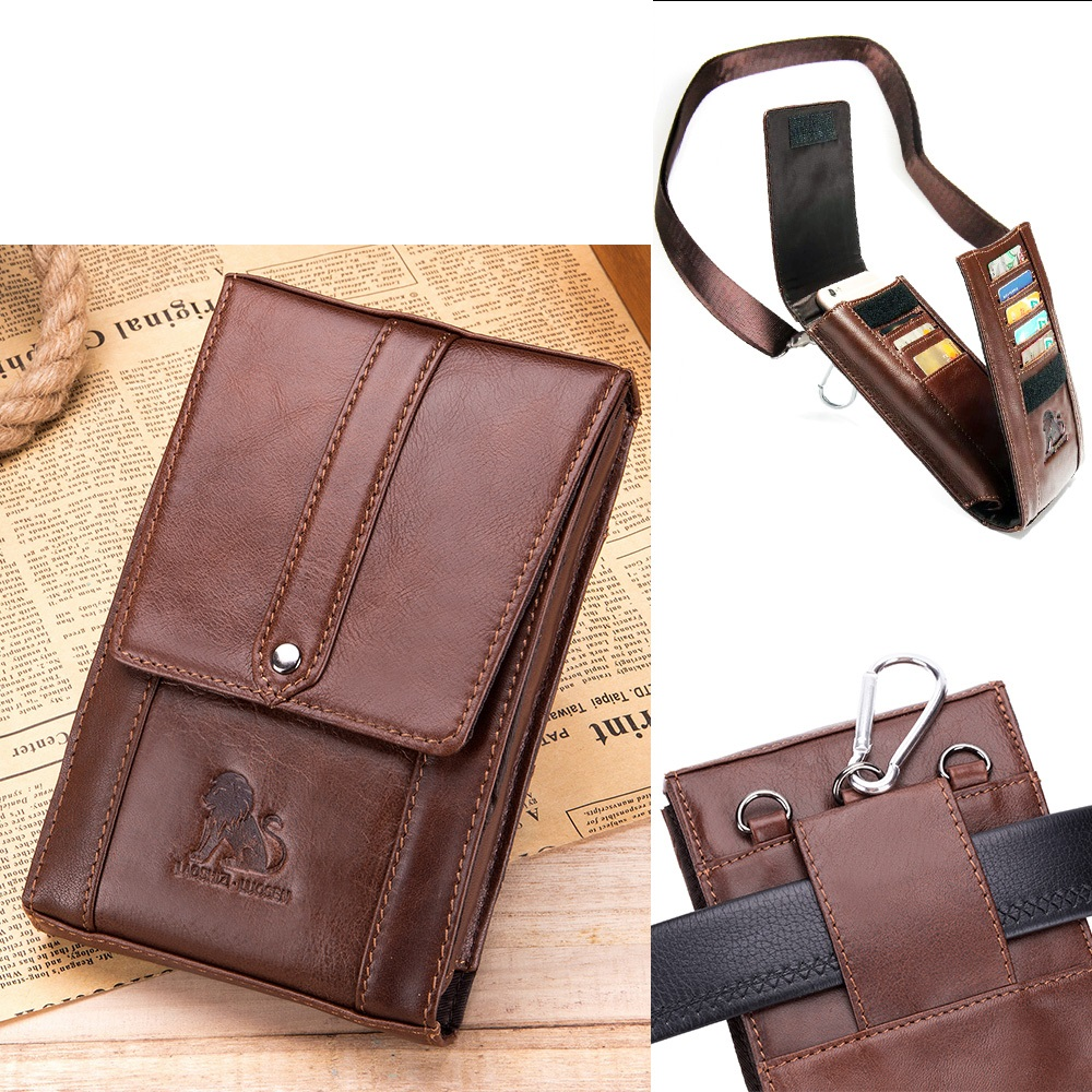 genuine-leather-waist-packs-fanny-pack-belt-bag-phone-pouch-travel-male-phone-large-wallet-small-waist-bag-vintage-leather-pouch