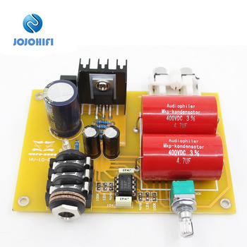 HV-10-RA1 PCB Board / DIY KITS / Finished Board (Available Battery and Power Adapter) Headphone AMP Amplifier Board pcb board diy kits finished board for 6n3 tube buffer preamplifier pre ac12v amplifier board