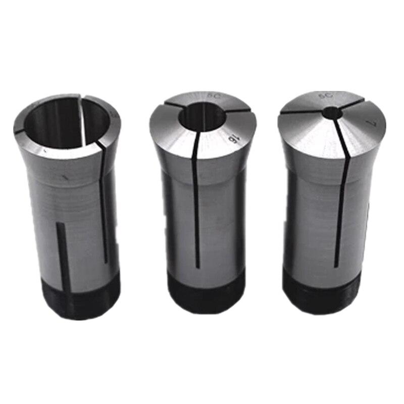 1 pcs 둥근 유형 5c 콜레트 봄 콜레트  밀링 머신 용 3 ~ 26mm 범위 (3/4/5/6/8/10/12/14/16/18/20/22/24/25mm)-에서공구홀더부터 도구 의