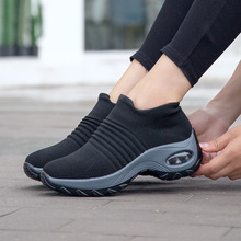 Spring/Autumn Mesh Slip-on Women Shoes Sneakers Solid Shallo