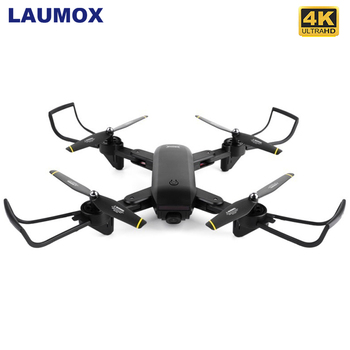 LAUMOX M70 RC Drone with Camera HD  4K/1080p/720p Professional FPV Dron Foldable Quadcopter One Key Return Drones VS SG700 E58