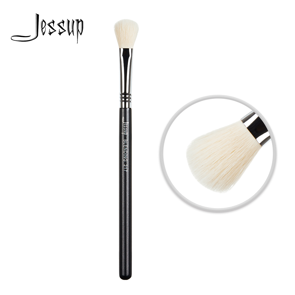 Jessup Brush Blending Brush Make Up Synthetic Hair Shading Powdery Creamy Beauty Cosmetic Tools 217