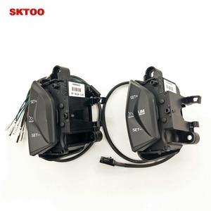 Image 3 - SKTOO 2015 جديد سيارة سرعة التحكم التبديل نظام مثبت السرعة عدة لفورد فوكس 3 2012 2014 kuga 2012 2015 على عجلة القيادة