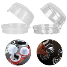 Knob-Cover Gas-Stove-Protector Transparent for Baby Kid Kitchen Oven Plastic Lock Child