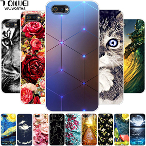 For OPPO Realme C2 Case Phone Cover Soft TPU Case for OPPO Realme C3 coque Realme 6 Pro Case Silicone Realme C3 For oppo a1k(China)